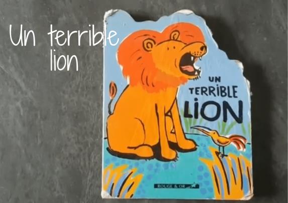 Un terrible lion