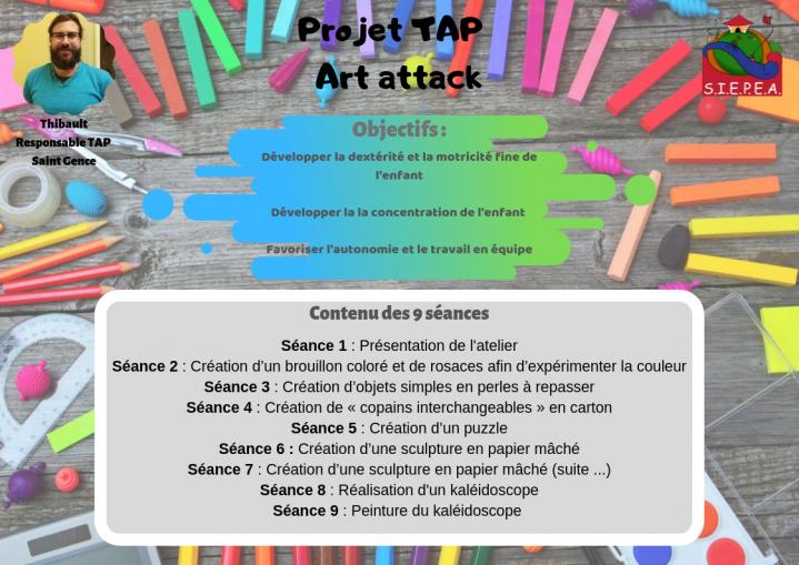 Art attack 1