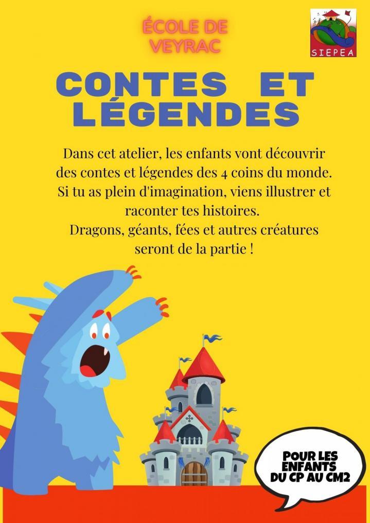 Contes et legendes 1