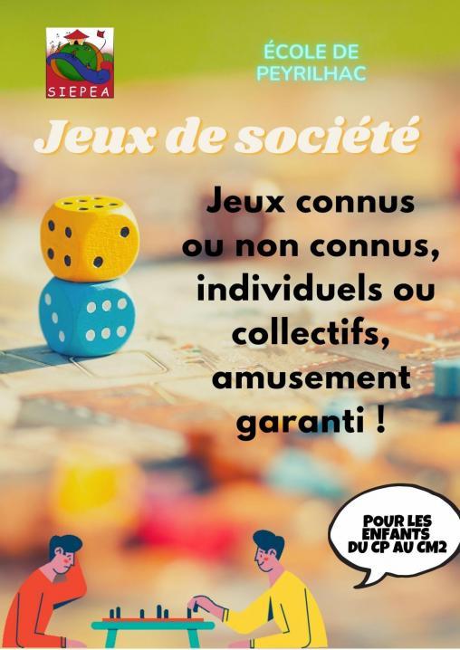 Jeux de societe