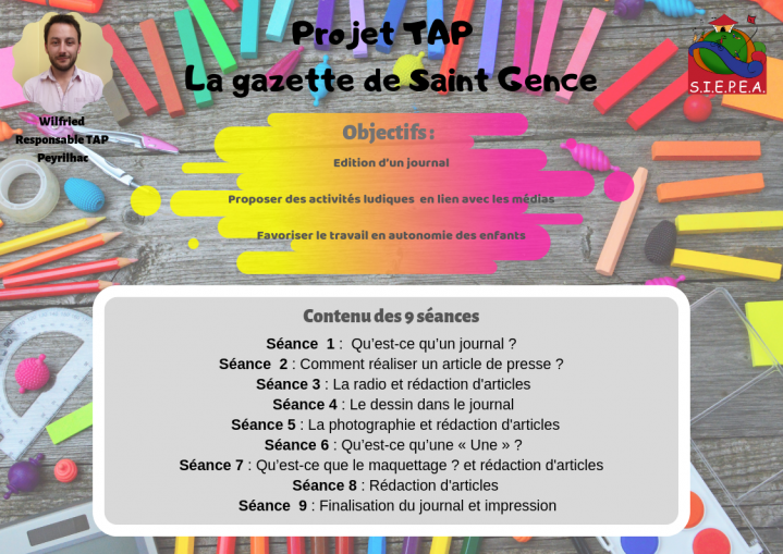 La gazette de saint gence