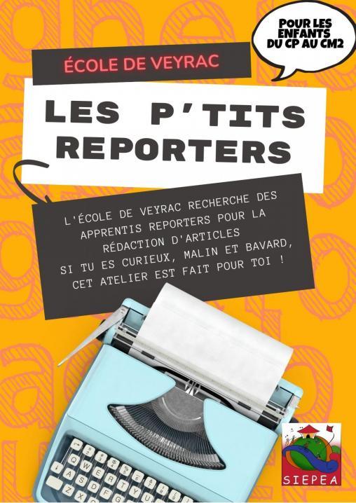 Les ptits reporters