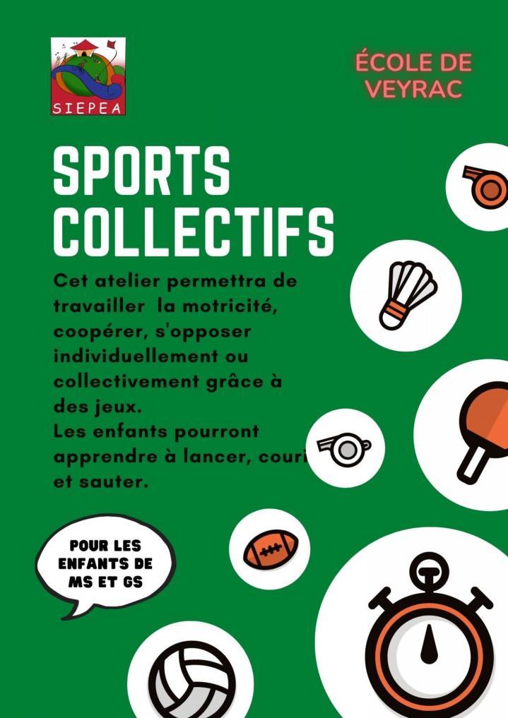 Sport collectif 1