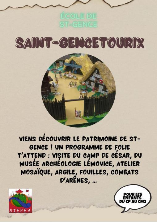 St gencetourix